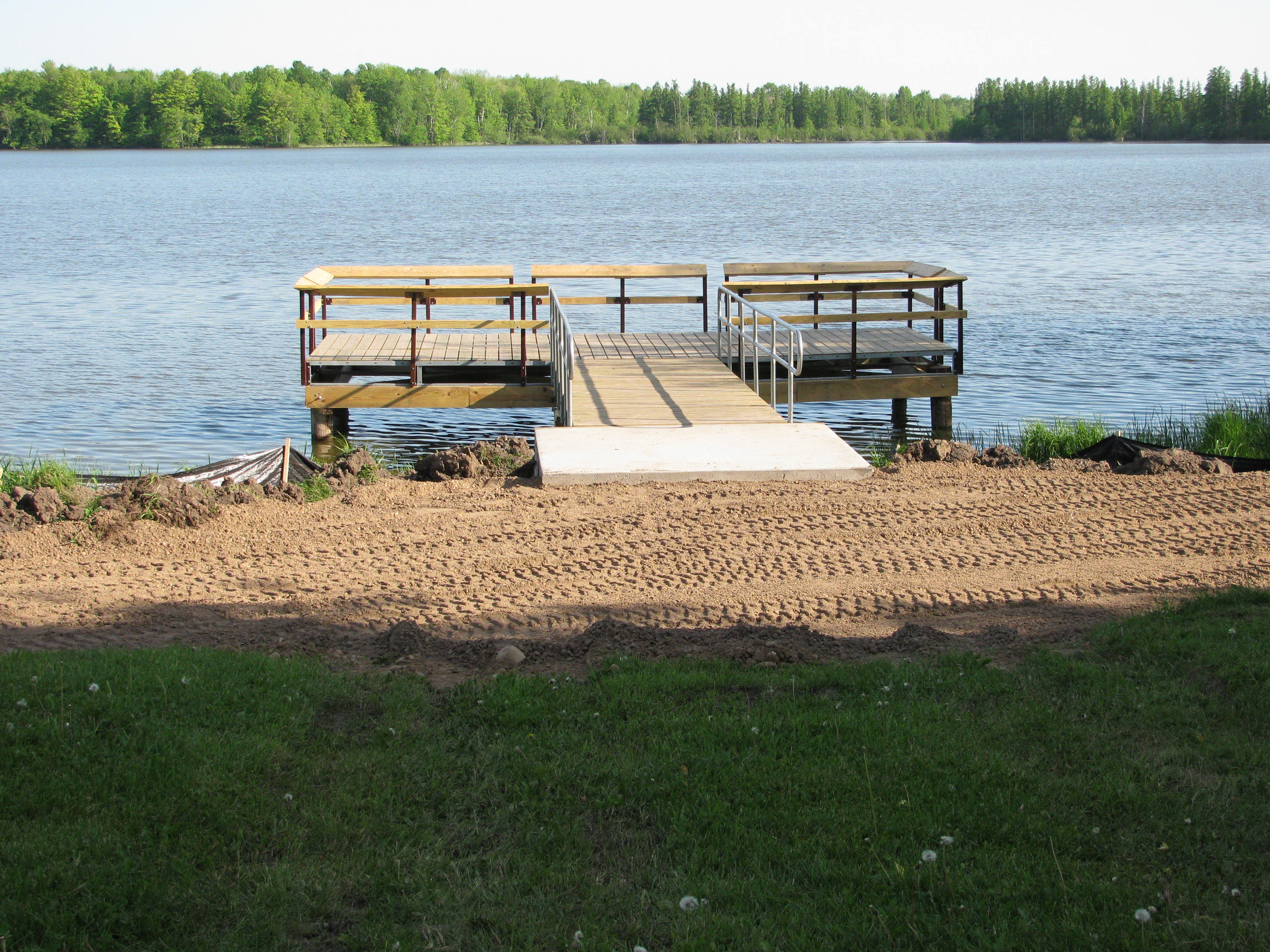 dock fish and game built